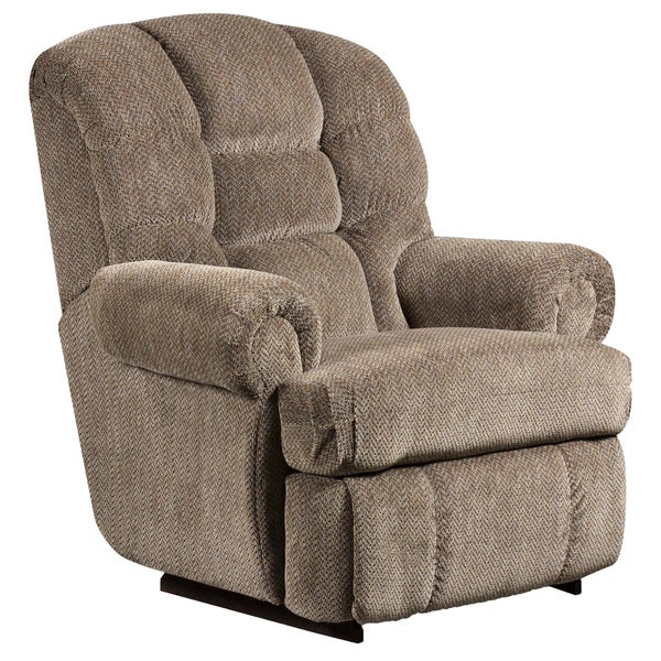 Big and Tall 350-pound Capacity Gazette Microfiber Recliner - Free Shipping Today - Overstock.com - 17467714  sc 1 st  Overstock.com & Big and Tall 350-pound Capacity Gazette Microfiber Recliner - Free ... islam-shia.org