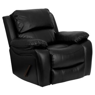 Leather Motion Rocker Recliner
