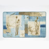 Blue Waters Bath Rug