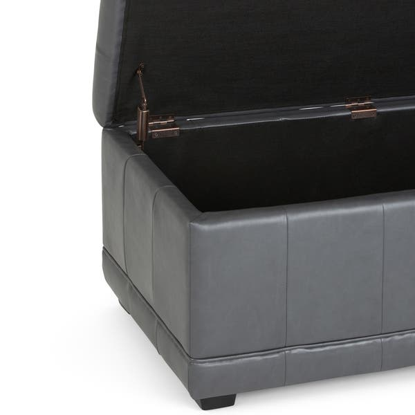 Amazing Shop Wyndenhall Norwood 45 Inch Wide Contemporary Storage Dailytribune Chair Design For Home Dailytribuneorg