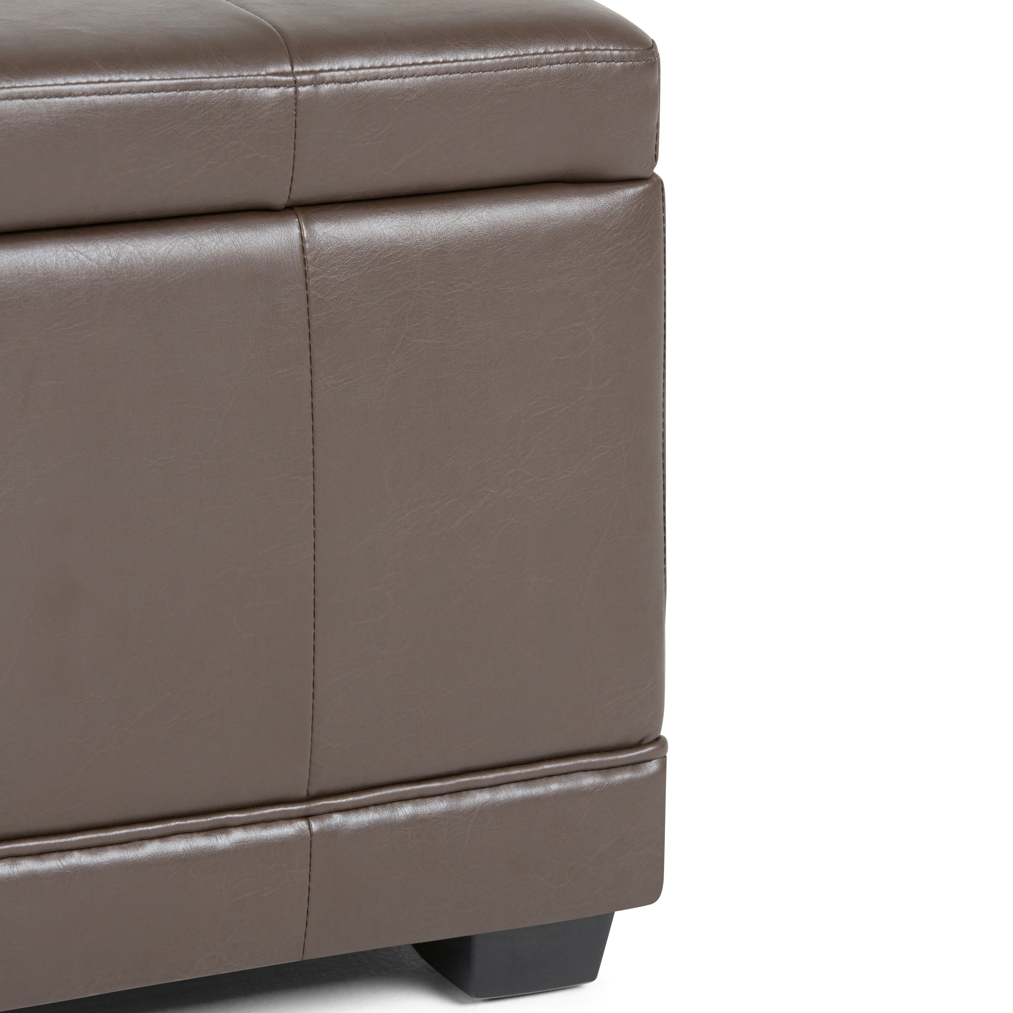 Fantastic Details About Wyndenhall Norwood 45 Inch Wide Contemporary Storage Medium Dailytribune Chair Design For Home Dailytribuneorg