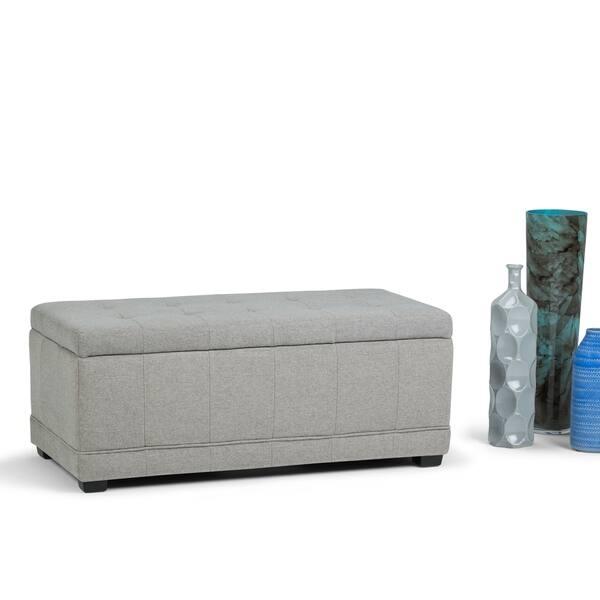 Surprising Shop Wyndenhall Norwood 45 Inch Wide Contemporary Storage Dailytribune Chair Design For Home Dailytribuneorg