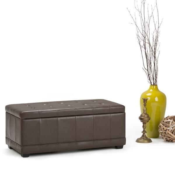 Fine Shop Wyndenhall Norwood 45 Inch Wide Contemporary Storage Dailytribune Chair Design For Home Dailytribuneorg