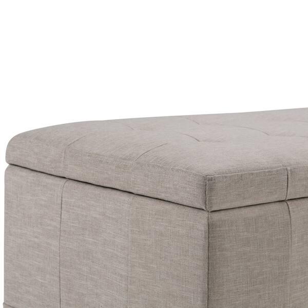 Excellent Shop Wyndenhall Norwood 45 Inch Wide Contemporary Storage Dailytribune Chair Design For Home Dailytribuneorg