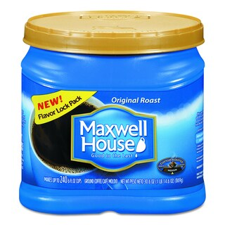 Maxwell House Regular 30.6 oz Ground Coffee