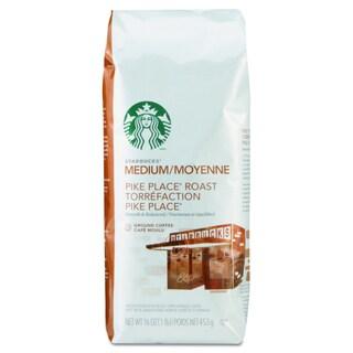 Starbucks Pike Place 1 lb bag Ground Coffee