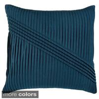 Rizzy Home 22 x 22 Solid Throw Pillow