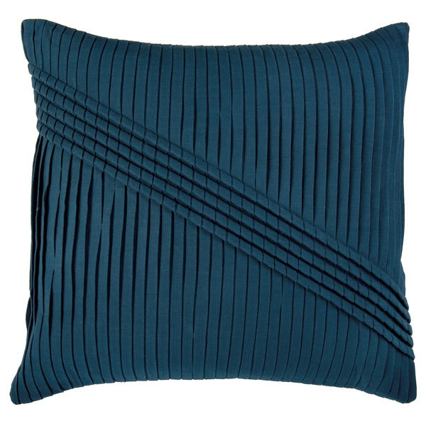 Rizzy Home 22-inch Throw Pillow - Free Shipping Today - Overstock.com - 17467880