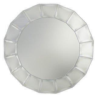 13-inch Mirror Charger Plate