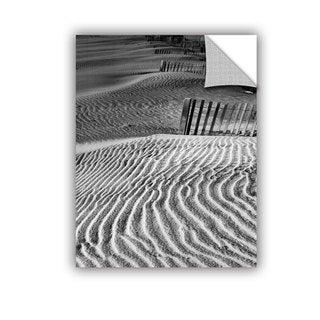 ArtAppealz Steve Ainsworth 'Dune Patterns ' Removable Wall Art
