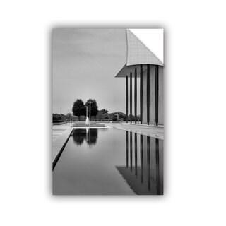 ArtAppealz Steve Ainsworth 'The Kennedy Center Pool' Removable Wall Art