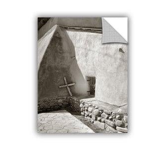 ArtAppealz Steve Ainsworth 'Pilgrim'S Cross' Removable Wall Art