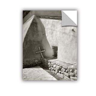 ArtAppealz Steve Ainsworth 'Pilgrim'S Cross' Removable Wall Art (4 options available)