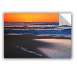 ArtAppealz Steve Ainsworth 'As Dawn Approaches' Removable Wall Art