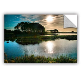 ArtAppealz Steve Ainsworth 'Early Morning On Beach Drive I' Removable Wall Art
