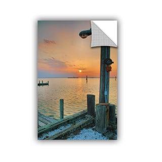 ArtAppealz Steve Ainsworth 'Sunset Bay II' Removable Wall Art