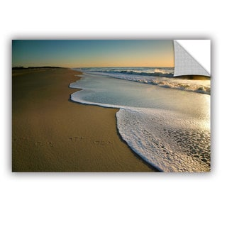 ArtAppealz Steve Ainsworth 'Surf And Sand' Removable Wall Art