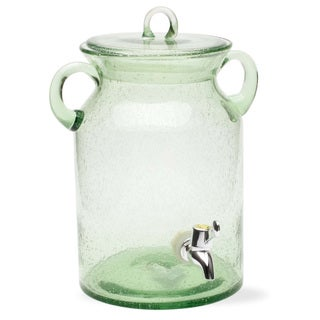 Tag Vintage Jar Drink Dispenser