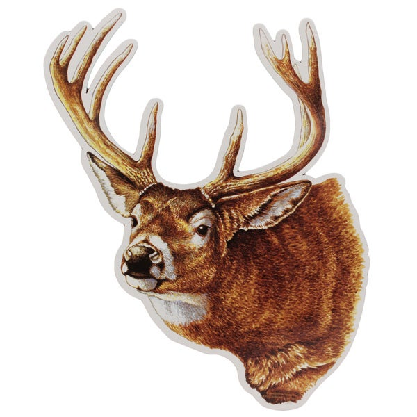 Rivers Edge Products Auto Magnet Deer