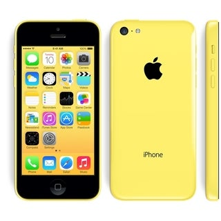 Apple iPhone 5C 8GB Factory Unlocked GSM Referbished Cell Phone
