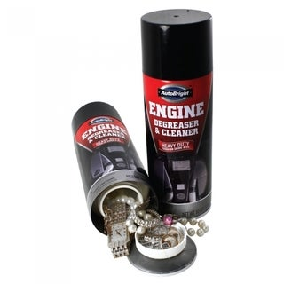 Engine Degreaser Can Safe