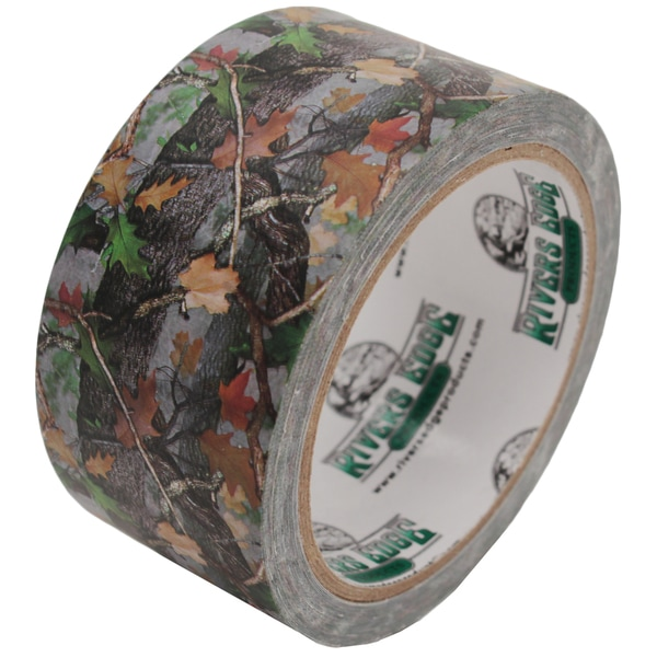 Rivers Edge Products Camo Duct Tape 10 Yard