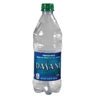 Dasani Bottle Safe