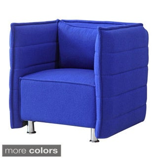 Blue Living Room Chairs - Shop The Best Brands Today - Overstock.com