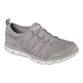 Women's Skechers Gratis Sneaker Shake It Off/Gray