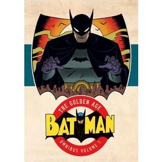 Batman The Golden Age Omnibus 1 (Hardcover)
