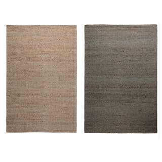 Hand-Knotted Solid Jute Blue/ Natural Rug (8' x 10')|https://ak1.ostkcdn.com/images/products/10361886/P17469528.jpg?impolicy=medium