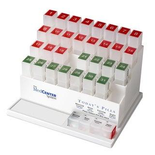 MedCenter 31-day Medication Organizer