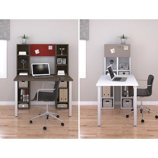 Bestar Rhythm Workstation Desk