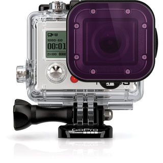 GoPro Magenta Dive Filter for Dive and Wrist Housings