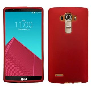 Insten Slim Hard Snap-on Rubberized Matte Phone Case Cover For LG G4