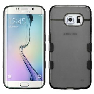 Insten Slim TPU Rubber Candy Skin Phone Case Cover For Samsung Galaxy S6 Edge (3 options available)