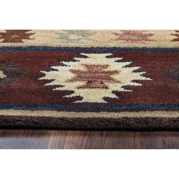 Ryder Collection Southwest Rug On Sale Overstock 10362465