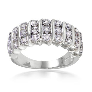 DB Designs 1/4ct TDW Diamond S Design Ring (More options available)