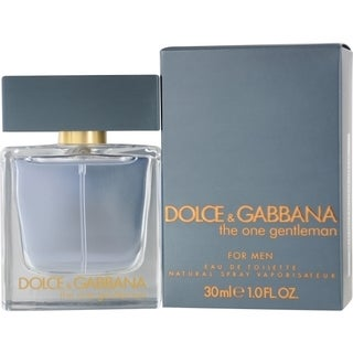 Dolce & Gabbana The One Gentleman Men's 1-ounce Eau de Toilette Spray