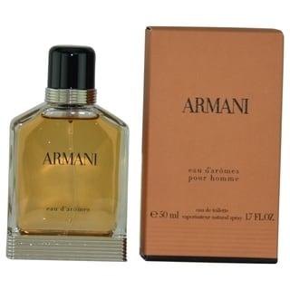 Giorgio Armani Eau D'aromes Men's 1.7-ounce Eau de Toilette Spray