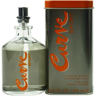 Liz Claiborne Curve Sport Men's 4.2-ounce Cologne Spray