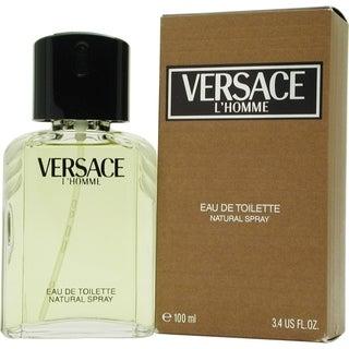 Gianni Versace L'homme Men's 1.6-ounce Eau de Toilette Spray