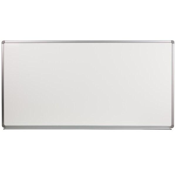 6 Foot X 3 Porcelain Magnetic Marker Board
