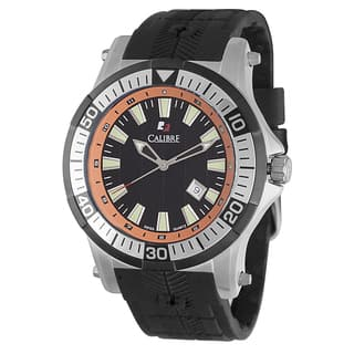Calibre Hawk Date Mens Black Dial Watch|https://ak1.ostkcdn.com/images/products/10362847/P17470392.jpg?impolicy=medium