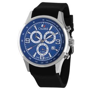 Calibre Mauler Mens Blue Dial Watch