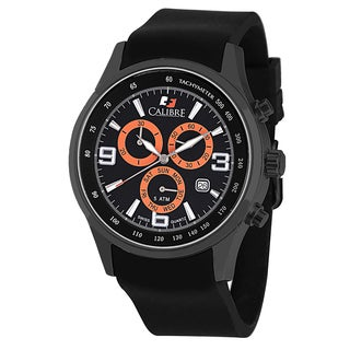 Calibre Mauler Mens Black Dial Watch