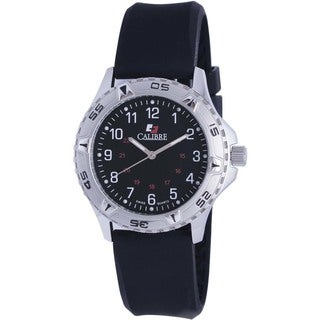 Calibre Sea Wolf Mens Black Dial Watch