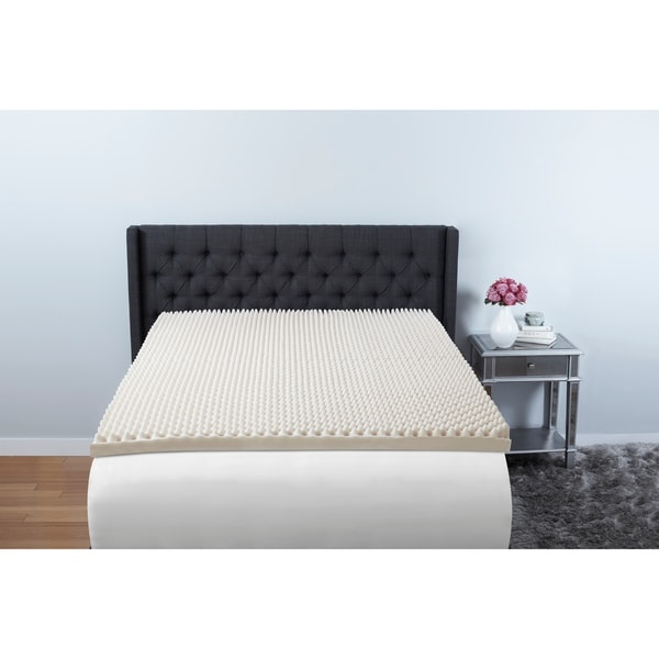 "Beautyrest 3"" Convoluted Foam Mattress Topper"