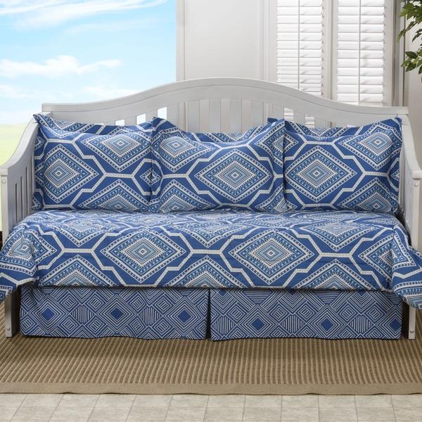Bryson Cotton 5-piece Daybed Set