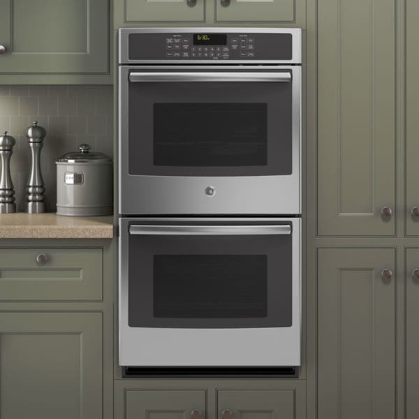 Ge 27 Built In Inch Double Electric Wall Oven With Self Clean